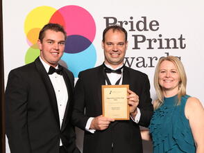Label printer scoops Apprentice of the Year title